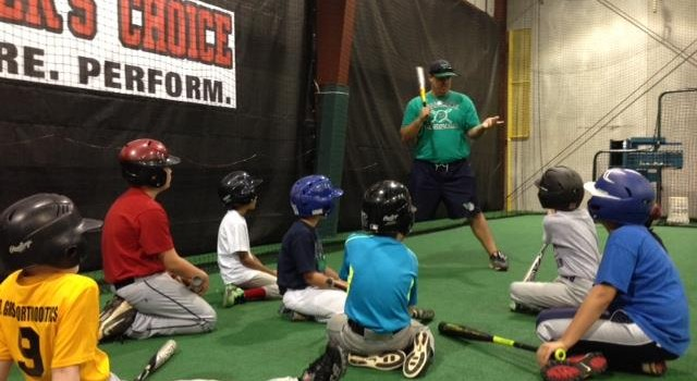 Private Baseball & Softball Instruction