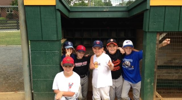 2017 Summer Baseball Camps- Ages 7-12 Haske Field and Good Times Park