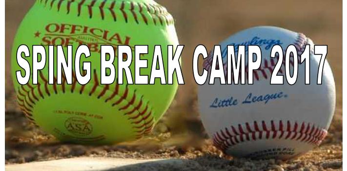 Spring Break Camp 2017